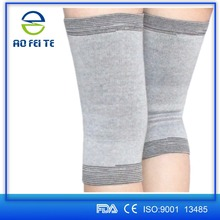 2015 new products Bamboo Fiber Charcoal crossfit breathable flexible breathable Knee Brace, guard, sleeve