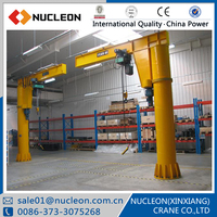 Nucleon crane NBZ-001 workshop use jib crane for sale in malaysia