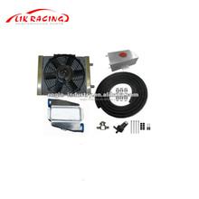 water to air inter cooler kits for racing engin automibile auto parts