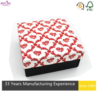 New Design High Quality Promotional Rectangle Frozen Food Box Packaging