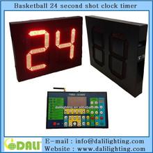 led light portable digital basketball shot clock for basketball