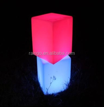 40cm RGB color change night club, party LED cube light