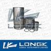 tractor engine piston piston ring cylinder liner