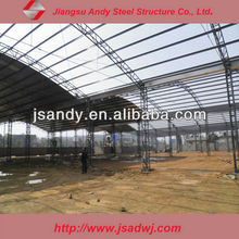 Secutity and Reliable Steel Structure Warehouse for hot sale
