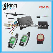 2014 new two way alarm system motorcycle