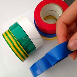 "2"" Diameter 0.6"" Width Blue PVC Adhesive Insulating Electrical Tape"