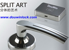 Magnetic remote control garage solenoid door lock