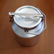 Mini Aluminium Can for Milk Transport and Storage, Milk Can