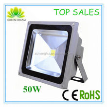 Factory directly sales high power outdoor 50w led flood light CE/RoHS/IP65 approved