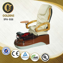 2015 newest leather modern pedicure chair of nail salon furniture