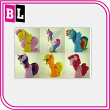 New Arrivals Soft Plastic Children Doll My Little Pony Wholesale V-blw013