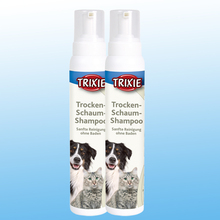Hot sell dry foam shampoo for cat and dog