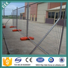 Australia/New Zealand Standard AS 4687-2007 used galvanized removable temporary fence/mobile temporary fencing