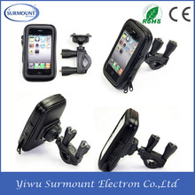 Made in China universal bike mount holder water resistant cycle bike mount bag holder for mobile phone