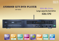 All-in-one Android DVD/KTV/HDD Karaoke product with HDMI 1080P ,Support MKV/VOB/DAT/AVI/MPG songs ,songs favorite function ,Ins