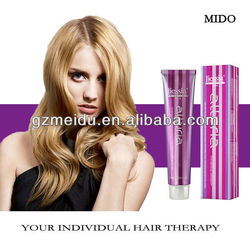 CN GZ MIDO factory and manufacturer 9 years fragrant instant hair care olive nutrients personal hair color spray