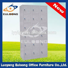 2015 Euloong multi door school bathroom metal stainless steel gym locker Price/office furniture in riyadh