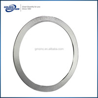 best sale of products in alibaba made in china factory carton sealing tape metal oval ring
