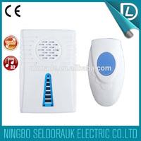 Over 15years experience factory cheap price factory offer wireless doorbells uk doorbell musical doorbell