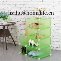 Hot sell polyester storage container for cosmetics