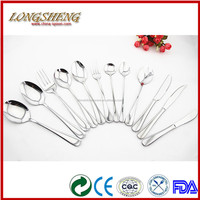 Hot New Design Stainless Steel Cutlery Set 24 Pcs Spoon Fork Knife Cutlery Set