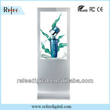 samsung custom size lcd screen touch screen advertising monitor