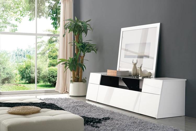 Mobília moderna sala de estar tv mostrar imagens/tv projetos ...