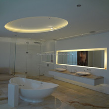 Bathroom installation shows potential of LED light strip installations anywhere in your home