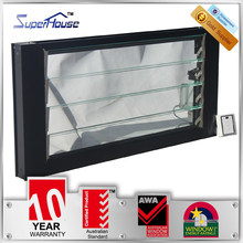 Australia standard electric window shutter motor/skyview roof window with German hardware