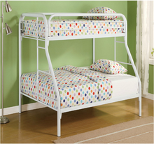 funiture for bedroom cheap metal bunk bed for kids/adult home furniture