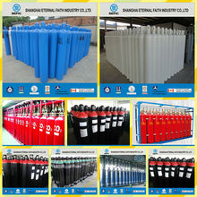 Medical Top Qualitg ISO165 9L Seamless Steel Gas Cylinder