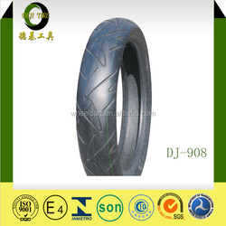 China cheap natural rubber motorcycle tire 100/80-18