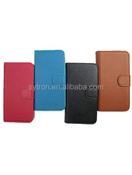 High quality customized detachable wallet genuine leather case for iphone 6s