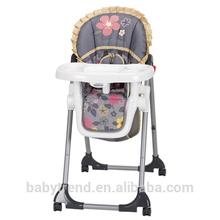 Silla de bebe silla de alimentación con EN71 - zaira plástico bebé trona
