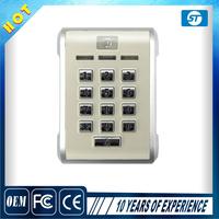 Cheap RFID Standalone 13.56mhz keypad Reader