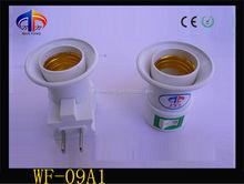 WF-09A1 aluminum lamp cap