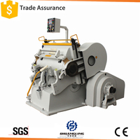SHUANGLING ML1100 rubber pad/ rubber Washer making machine/die cutting and pressing machine