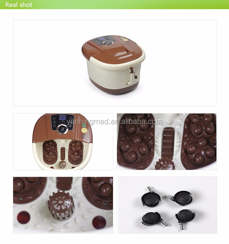 Keeping your health by pedicure foot spa machines