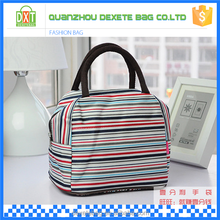 Tote new design colorful oxford promotional cooler lunch bag