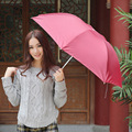 Plegable paraguas turismo UV