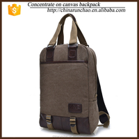 high quality canvas bag wholesale alibaba shop new design girls womans men bussiness leather utility bags backpack