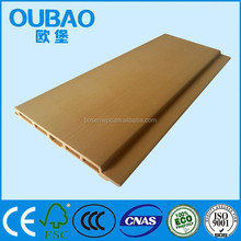 Top Quality wood plastic Composite waterproof and fireproof WPC foam board