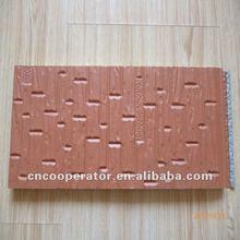 Fire-retardant PU foam sandwich panel (CE)