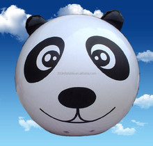 Lovely Cute inflatable Advertising panda Air Balloon