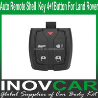 Auto Remote Key Shell 4+1 Button For Land Rover Car Remote Key Shell
