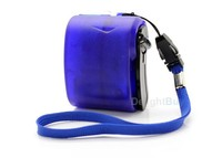 Cell Phone USB Hand Crank Manual Dynamo Emergency Charger For MP4 MP3 Mobile PDA