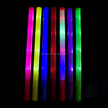 Yiwu Factory colorful led light up spinning glow wands for party ,concert , club, bar