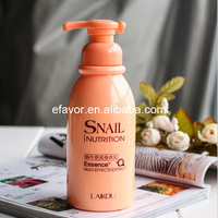 Natural Essence Skin Whitening Moisturizing Body Lotion With Snail, Glycerol and Shea Butter