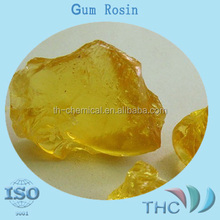 Gum Rosin use for soap and ink shanghai THC