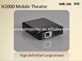 precio bajo más pequeño proyector de bolsillo para cine en casa como se ve en la tv